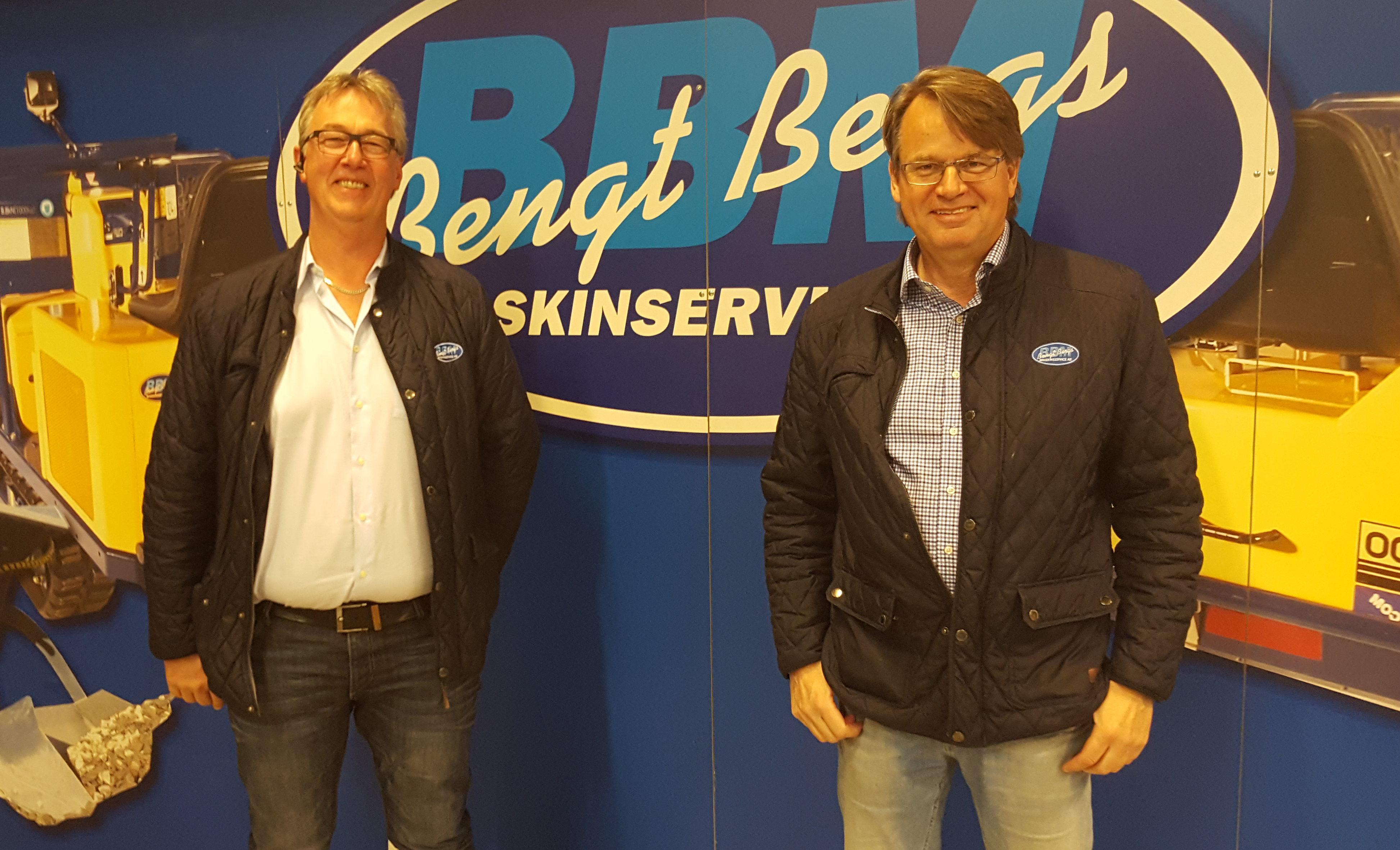 Bengt Berg, Jörgen Svensson