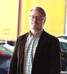 Joachim Ågren ,VD på KVDpro