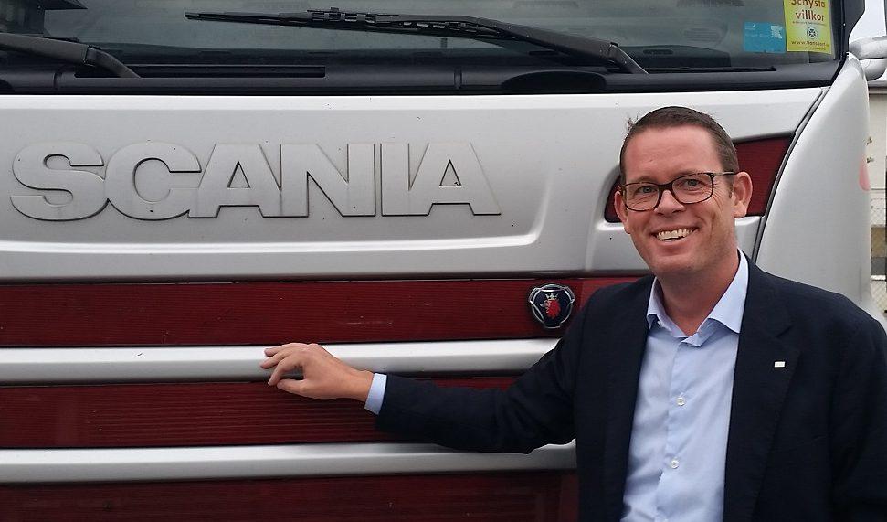 Magnus Claesson Scania