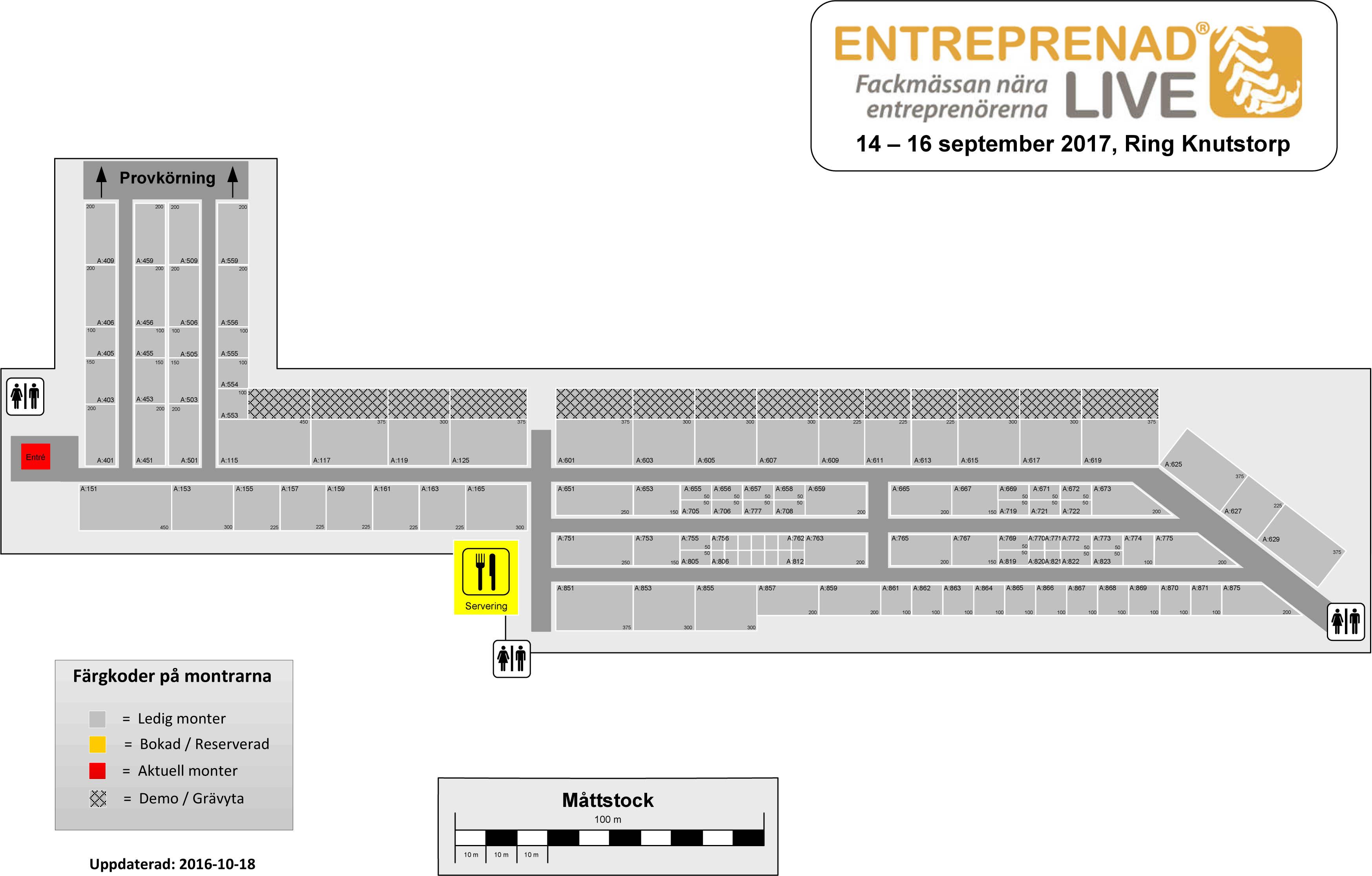 Visio-Monterskiss, Entreprenad Live 2017 Skåne